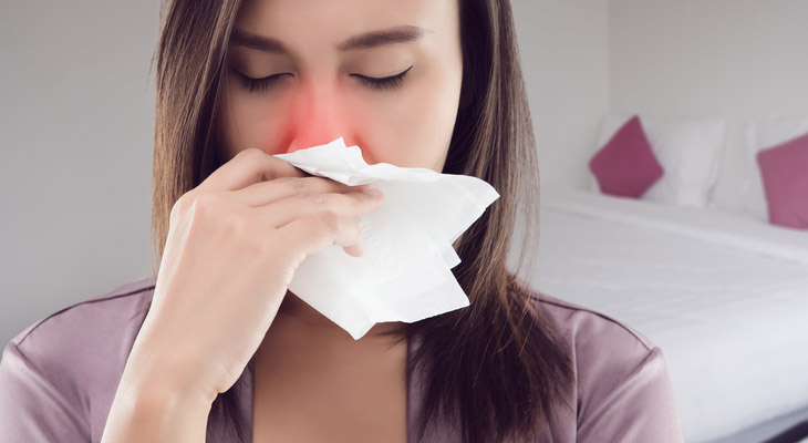 Ease Your Allergies with a Humidifier